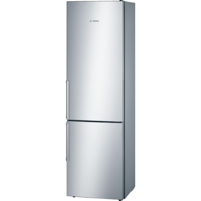 Bosch KGV39UL30 A++ inox külmik, kõrgus 201 cm