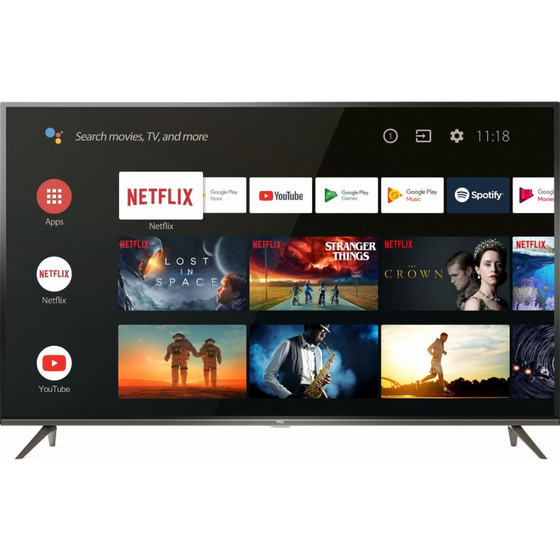 TCL 55EP640 Ultra HD Smart A+ LED teler