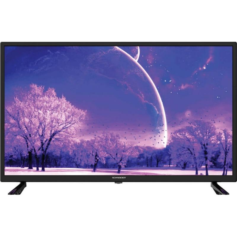 Schneider 32SC410K HD LED teler