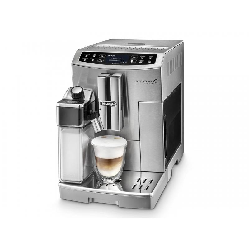 DeLonghi ECAM 510.55.M espressomasin LatteCrema