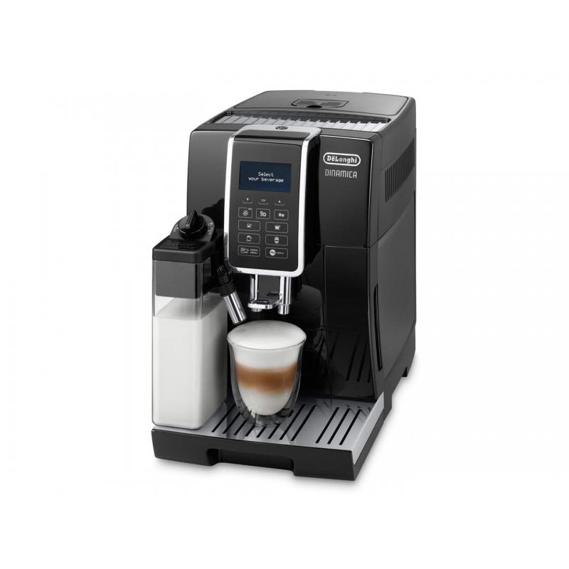 DeLonghi ECAM 350.55.B espressomasin LatteCrema