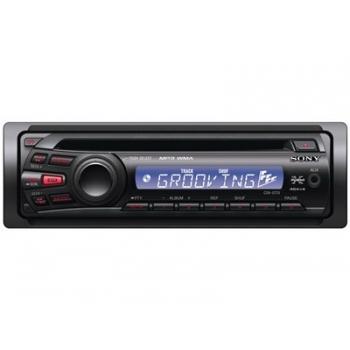 Sony CDX GT 25 autoraadio