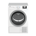 Beko DS9433R0XW A++ soojuspumbaga pesukuivati