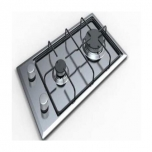 Beko HDCG 32220 FX integreeritav gaasipliidiplaat