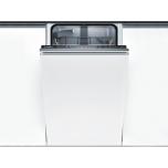 Bosch SPV25CX03E A+ täisintegreeritav nõudepesumasin