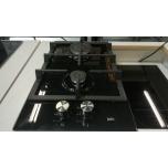 Lasker HDGC 3000BL integreeritav gaasipliidiplaat